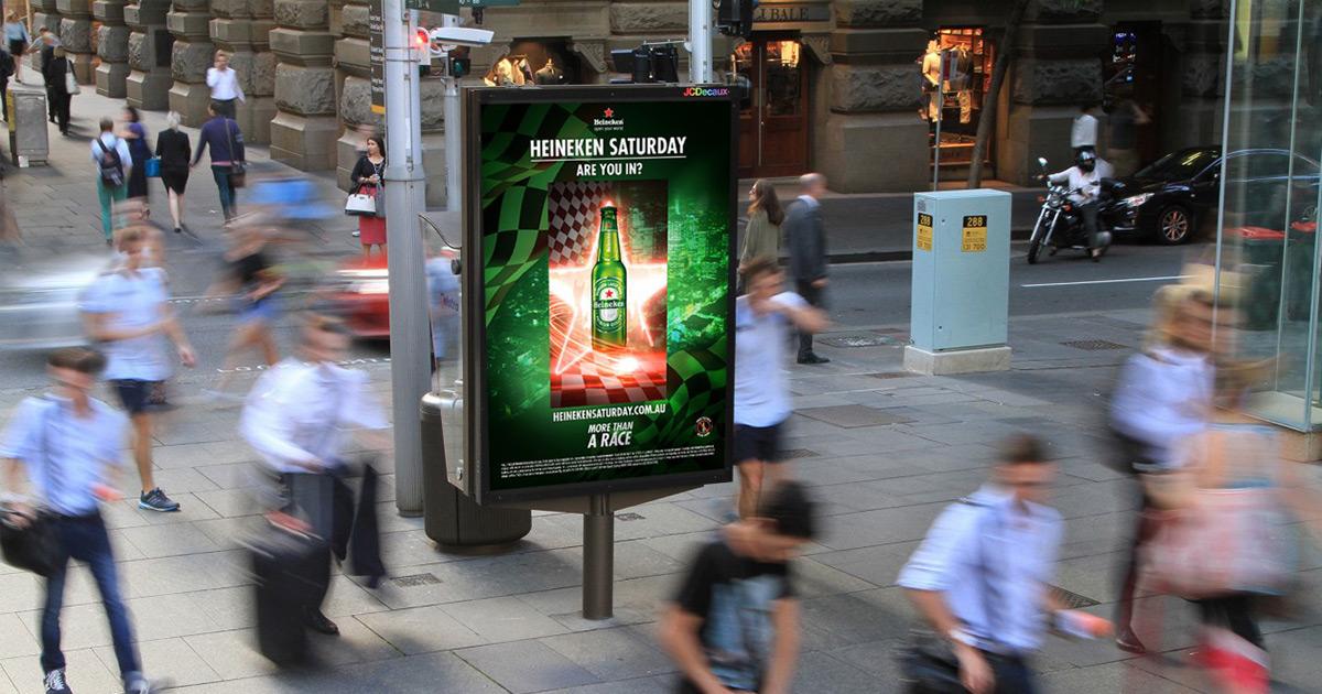 Manifesti Digitali Heineken