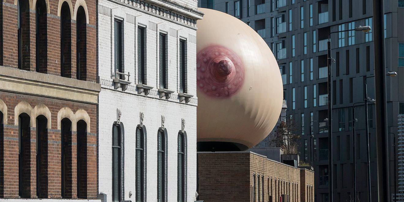 Seno Gigante a Londra