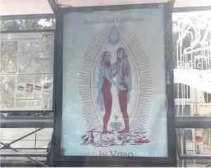 Pubblicità a Trastevere, Testaccio e San Giovanni