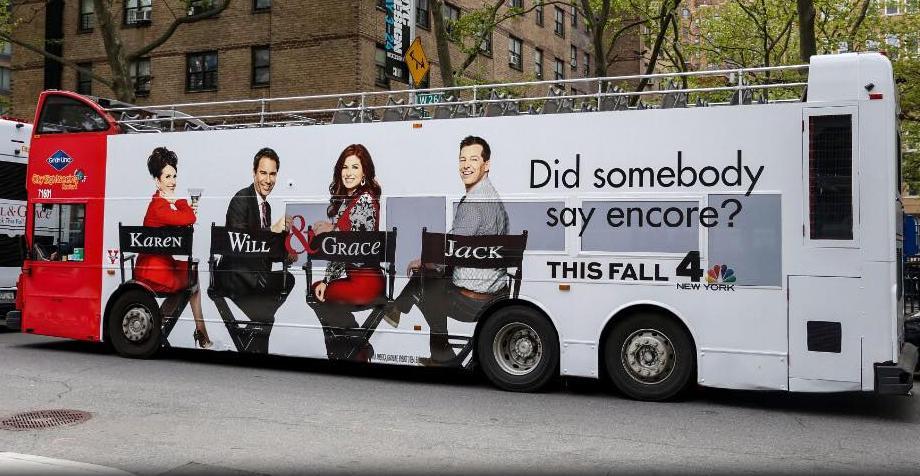 pubblicità transit